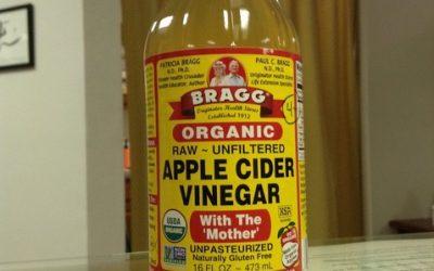 The Apple Cider Vinegar Cure?