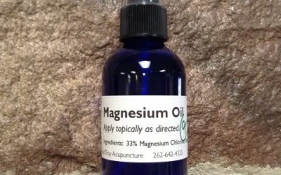 Magnesium Oil Is a Muscle's Best Friend
